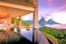 Favourite hotels / Images of some of the top hotels of the World