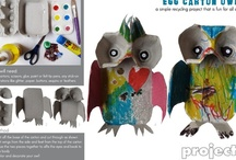 Kids Crafts / by Michelle Gummow