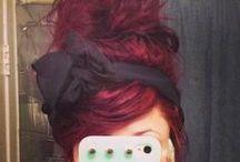hair color & cuts!!!  / by Rachel Burns