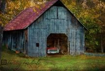 Barns and Farm / by Pam Earleywine Dearden