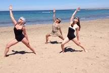 Yoga on the beach / Why Not or Porque No?