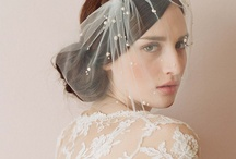 Wedding Inspiration / Inspiration for your wedding day from the jewels, dress, hair and shoes - all with pearls!