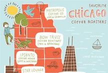 Chicago Artist Peeps / People making things in and around Chicago (list includes current and former residents.)