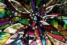 Glass stained art / by Debbie Bruner