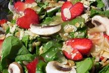 Salads / by Pam Earleywine Dearden