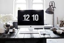 office / ideas for office/studio/atelier