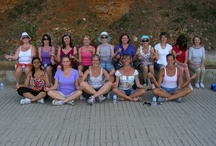 Our Yoga & Pilates Holidays / Memories of our Yoga and Pilates Holiday in Spain www.yogabreaks.org.uk