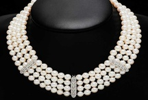 Couture Pearl Jewelry  / Our finest collection of pearls for your most glamorous occasions. Whether its the perfect, elegant set of pearl earrings, or the bold pearl necklace and dazzling clasp, each piece of pearl jewelry from this collection is sure to get you noticed.