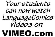 What's new at LanguageComics?