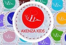 Akenza Kids  / Crianças, Roupas, Parque, Cores e Diversão!