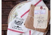 Handmade - Food Gifts & Packaging / by nicole
