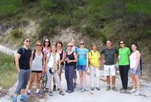 Our Yoga & Hiking Holidays / Yoga and Hlking Holidays in Spain with www.yogabreaks.org.uk