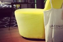 The Laconicum  Bag / Tell us how you use our mythical bag