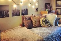 College dorm/house ideas. / by Coco Yanniell