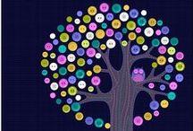 Árvore de Botões - Button Tree Canvas