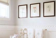 Quadros no Banheiro - Frames Pictures in the Bathroom