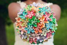 Flor de Papel PAP - Paper Flower DIY