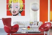 Decoração Pop Art - Pop Art Decoration