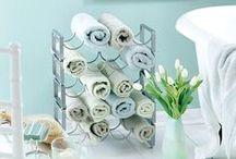 Organize Banheiros - Organize Bathrooms