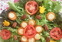 Saladas Saudáveis - Healthy Salads
