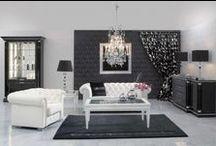 Decoração Preto e Branco - Black and White Decor