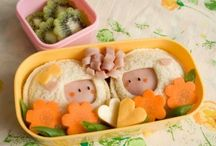 Cute Toddler Lunch Ideas / by Alicia Paulson