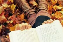 Literary Love Affair / Books have always been a lifeline for me.  / by India LaPlace
