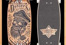 Dusters Cruisers / skateboards, cruisers, longboards.