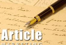Article Marketing / Το article marketing είναι η συγγραφή και δημοσίευση άρθρων τα οποία χρησιμοποιούν λέξεις κλειδιά (keywords) οι οποίες είναι σχετικές με τα προϊόντα- υπηρεσίες της εταιρικής ιστοσελίδας. http://esteps.gr/article-marketing/