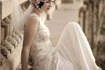 Inspiring wedding dresses / Innovative and inspiring bridal wear designs for your big day www.wedin.barnet.com