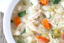 food: soup