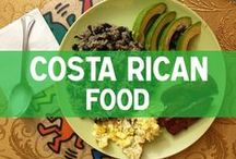 Costa Rican food / All about the food and drink of Costa Rica. Also includes some authentic Costa Rica recipes to add some pura vida in your kitchen