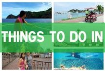 "Things to do in... / Travel board focused on amazing things to do in different destinations. If you'd like to be on this board, email mytanfeet@gmail.com. Vertical pins only and must be about ""things to do in XYZ destination"" Unrelated pins will be deleted. No spam or inappropriate content. Happy pinning!"