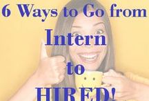Tips for Interns / by ISU Career Center