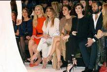 Paris, desfiles y front row / Enero 2014, moda París