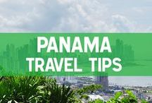Panama Travel Tips / Tips for traveling in Panama including itineraries, how to take the bus, food and more.
