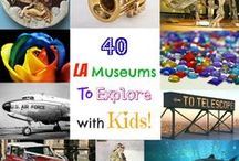 Los Angeles Area Field Trip Ideas / Field Trips, group tours and educational events in Los Angeles, California for schools, families, homeschoolers and scout troops.  This also includes events in the San Fernando Valley.