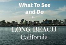 Long Beach Field Trip Ideas / Field Trips, group tours and educational events in Long Beach, California for schools, families, homeschoolers and scout troops.