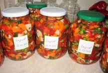 Canning/Dulceata/ Muraturi/Zacusca ...jam, pickling / by Alynush U&€c#€