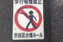 wayfinding - pictograms - signage / Ways of communicating