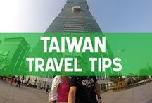 Taiwan Travel Tips / Tips for traveling in Taiwan - how to get around, where to stay, how to save money and more