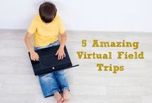 Virtual Field Trips / The most comprehensive list of virtual field trips on the internet for schools, homeschoolers and scout troops!