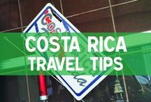 Costa Rica Travel Tips / The best tips for traveling or living in Costa Rica such as how to get around, how to save money and tips for renting a car. Collection of Costa Rica travel tips you can't find anywhere else. www.mytanfeet.com