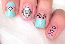 Outstanding nails / Random