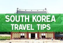 South Korea Travel Tips / Travel tips for South Korea - itineraries, travel expenses, food and more