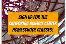 SoCal Homeschool Days / Special homeschool days and discounts to various theme parks, museums and other educational venues throughout Southern California.