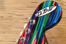 2014 DiPinto Guitars Galaxie stock / View the latest DiPinto Guitars!!