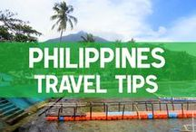 Philippines Travel Tips / Tips for traveling in the Philippines: how to get around, how to save money, best beaches and more