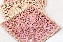 Crochet / tığ işi ... / by H.Nur Ş.