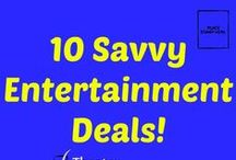 SoCal Entertainment Deals / Travel discounts and entertainment deals throughout Southern California and beyond.